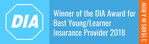 DIA Best Young/Learner Insurance Provider