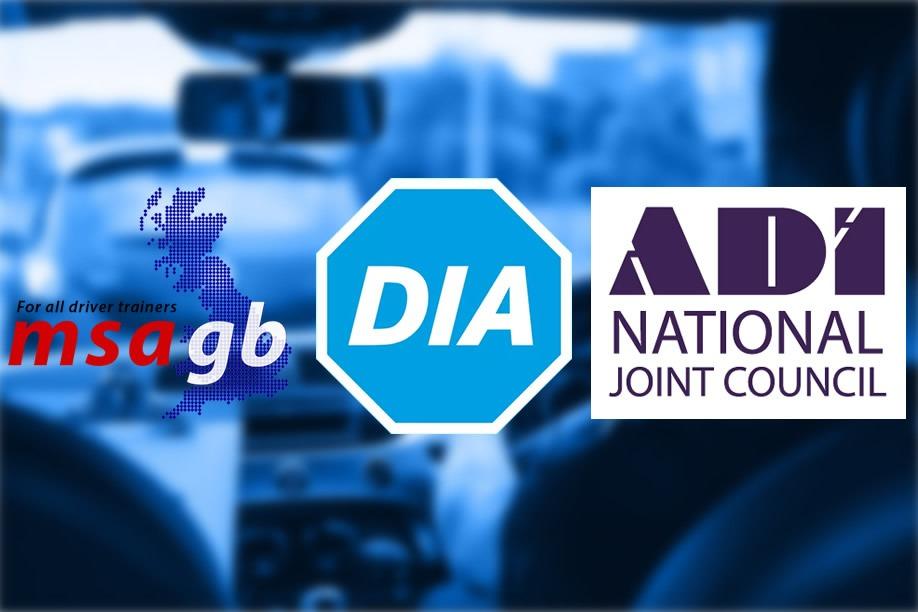 MSA GB, DIA & National Joint Council Logo's