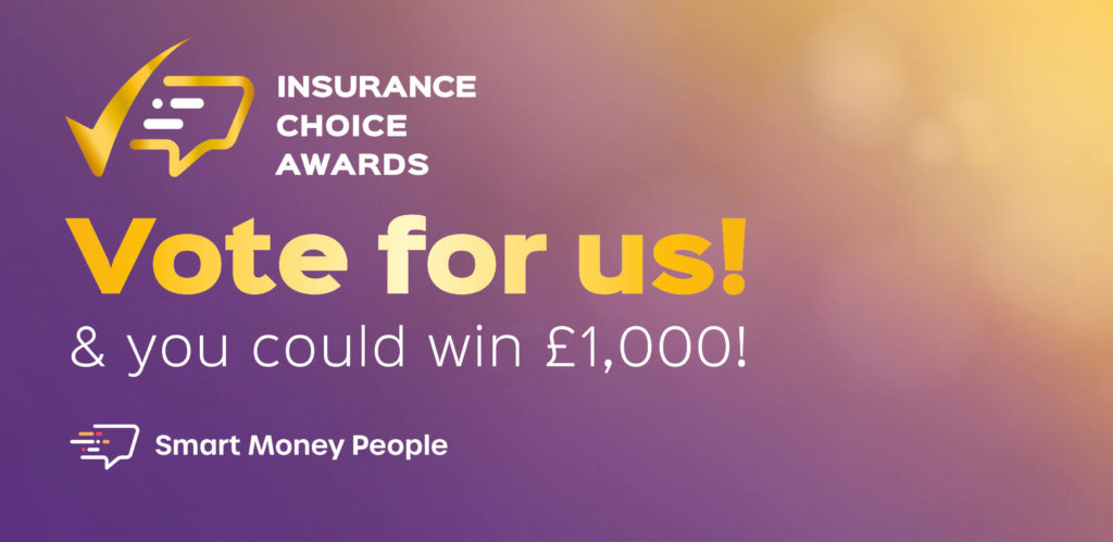 Insurance Choice Awards - Vote for Us
